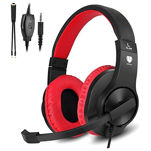 FarCry 5 Gamer  #Kekilo #Gaming #Headset for #Xbox One #PlayStation 4 #PS4 #PC - 3.5mm #Surround #Sound, #Noise #Reduction #Game #Headphone with #Microphone and #Volume #Control for #Nintendo #Switch, #Laptop, #Tablet, #Smartphones   Price:     Specifications:   Brand: 100% brand new and high quality Driver diameter: 40mm Impedance: 32Ω±15%  Sensitivity: 115dB +/- 3dB  Frequency range: 20Hz-20000Hz Mic dimension: 6.0 * 2.7mm Mic sensitivity: -38dB +/- 3dB Mic impedance: 2.2