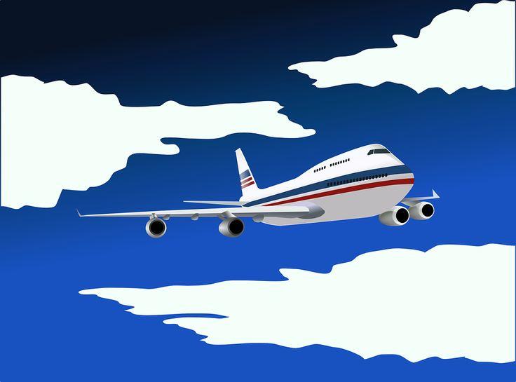 Avion, Compagnie Aérienne, Plan, Boeing 747