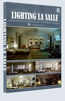 Lighting La Salle - 3dsmax + vray £9.95