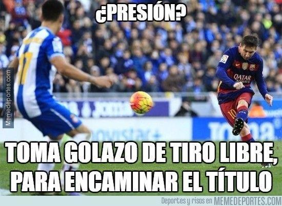 853208 - Increíble lo de Messi en los tiros libres
