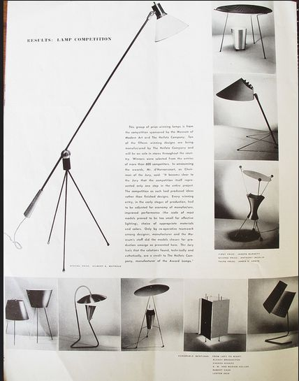 1950's Magazine Print