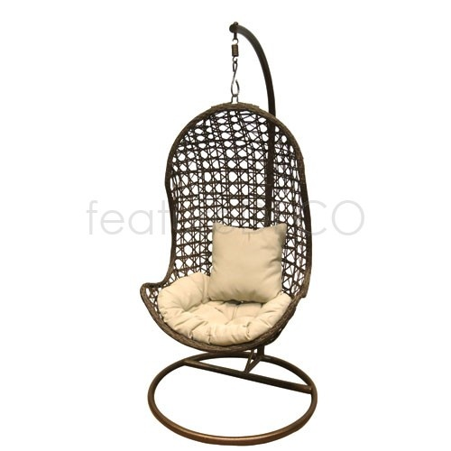 Royal Rattan Hanging Pod Chair by MazeRattan   Ex display model on Last Rattan  Chair remaining until next year. 16 best images about Rattan Garden Furniture on Pinterest   Bahia