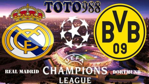 Prediksi Bola Jitu Real Madrid VS Borussia Dortmund 7 Desember 2017