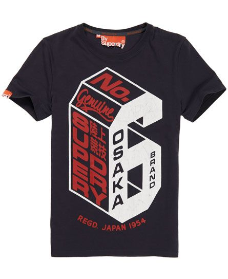Superdry Genuine Six T-shirt