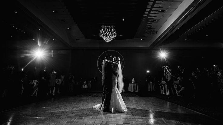 Wilmington Convention Center Wedding  Photo by Michael Escobar with Matt McGraw Studios
