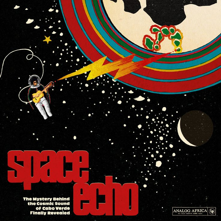Space Echo - The Mystery Behind the Cosmic Sound of Cabo Verde Finally Revealed! | Analog Africa