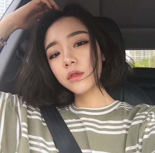 mid long hair styles 17 best ideas about ulzzang hair on 6593 | 6593e64f1ca9545f1425eb9d8ba69baa