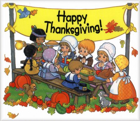 The First Thanksgiving Feast   K I D S I N CO.com - Free Playscripts for Kids! This is a great play for kids, because it has a narrator and the script is easy to understand.