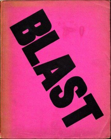 Creator: Wyndham Lewis Date: 1914 http://www.typeroom.eu/article/how-blast-magazine-has-changed-literature