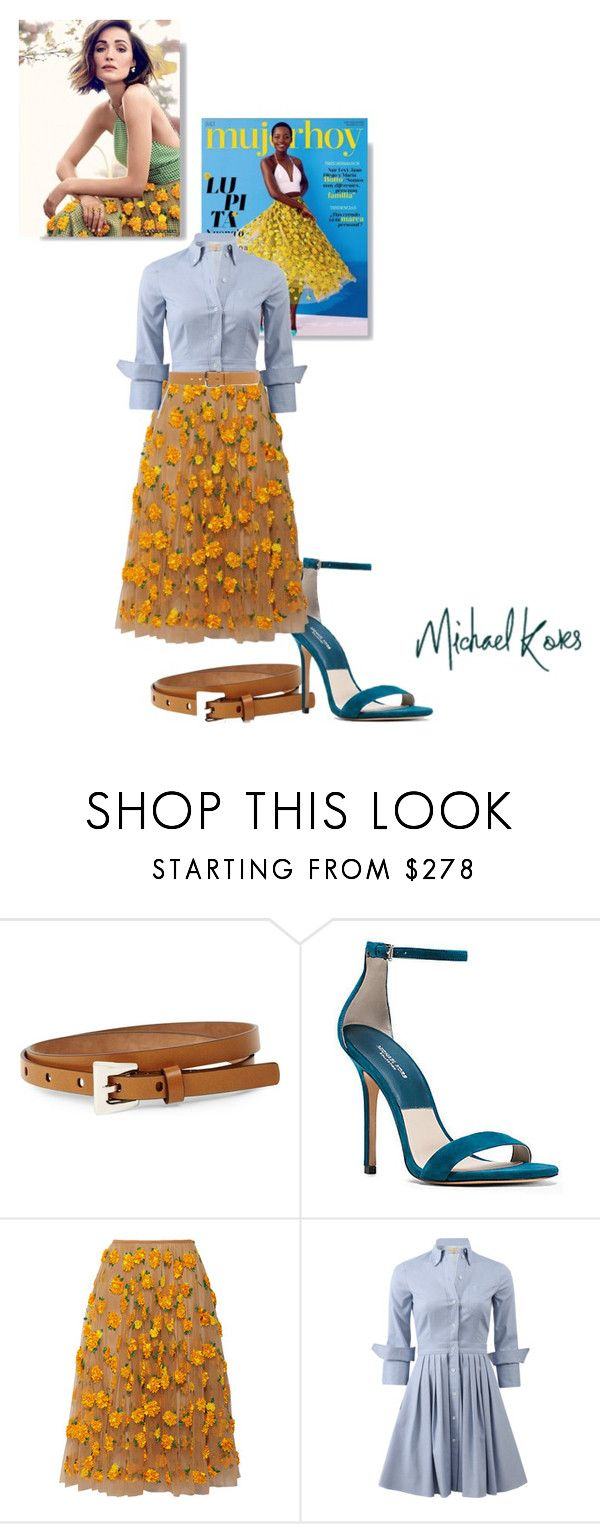 """Hoy es Siempre todavia..."" by battistella ❤ liked on Polyvore featuring Michael Kors"