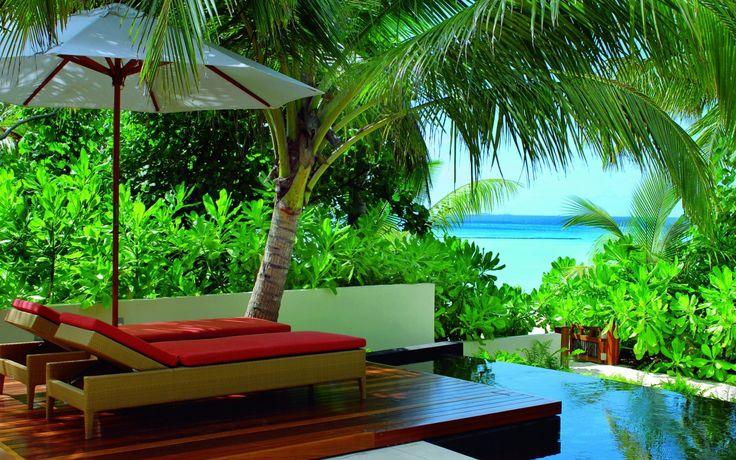 Wallpaper Conditii Cazare Maldive