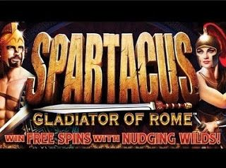 Spartacus Gladiator of Rome – Gratis WMS spilleautomat