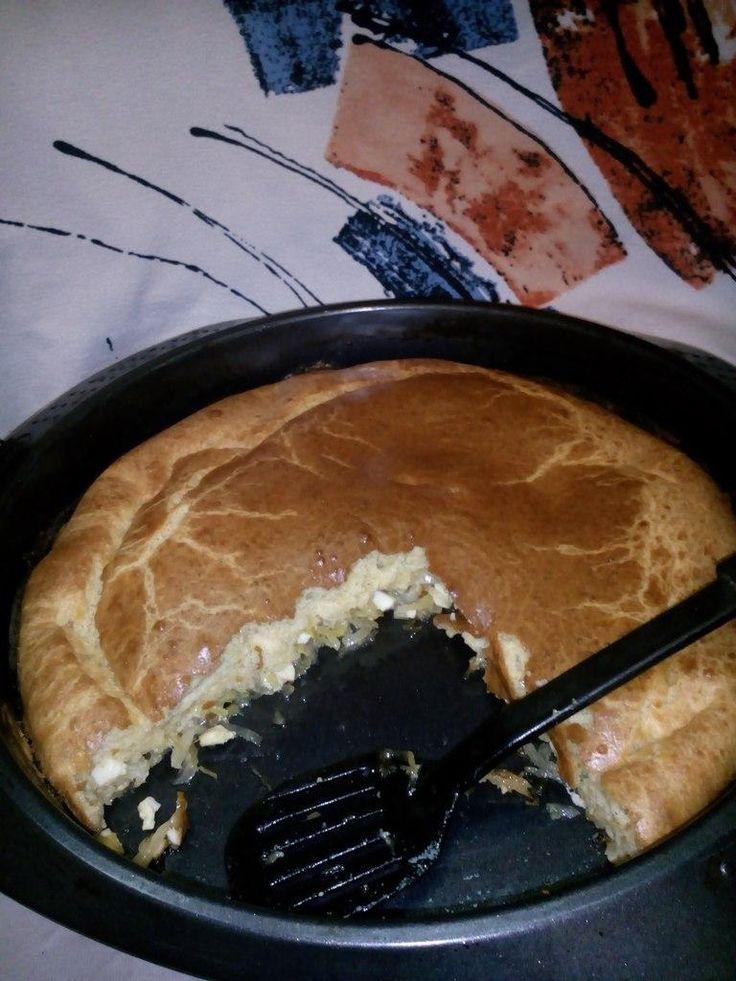 """Пирог """"Шарлотка с капустой - стр. 1 - Кулинарные рецепты"""