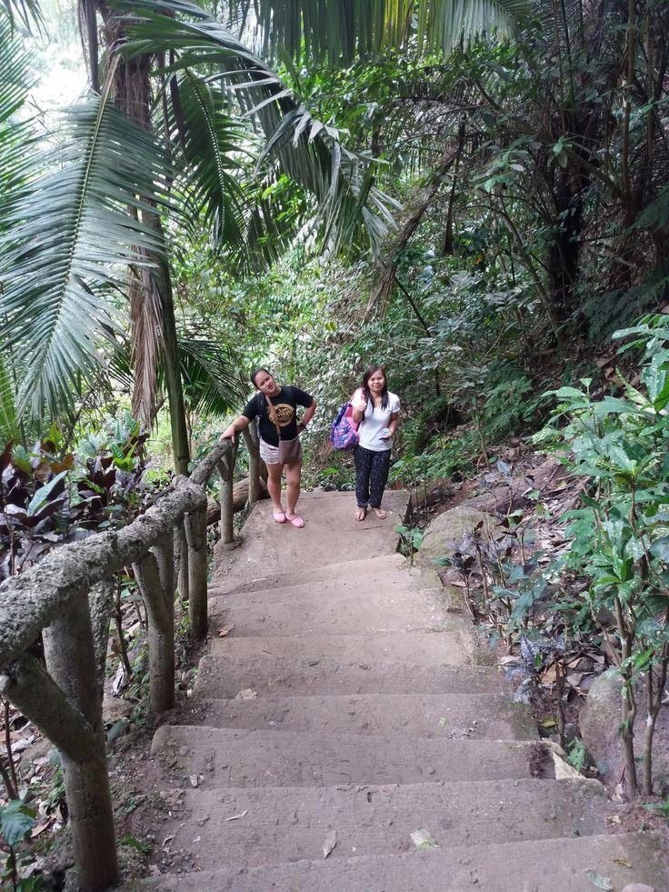 The Hidden Beauty of Tinago Falls