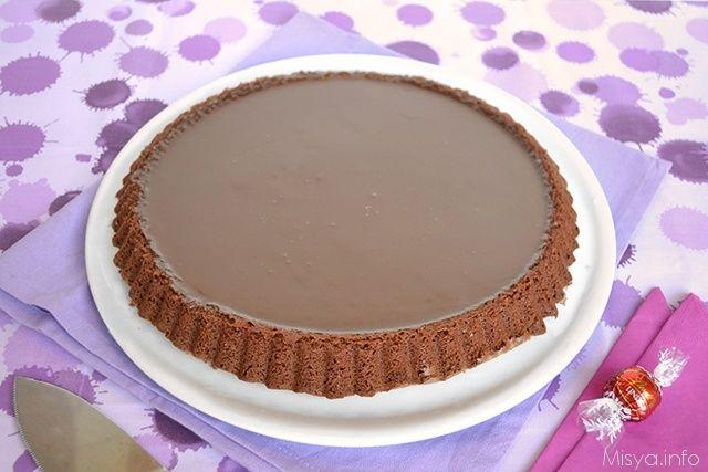 » Torta Lindt Ricette di Misya - Ricetta Torta Lindt di Misya