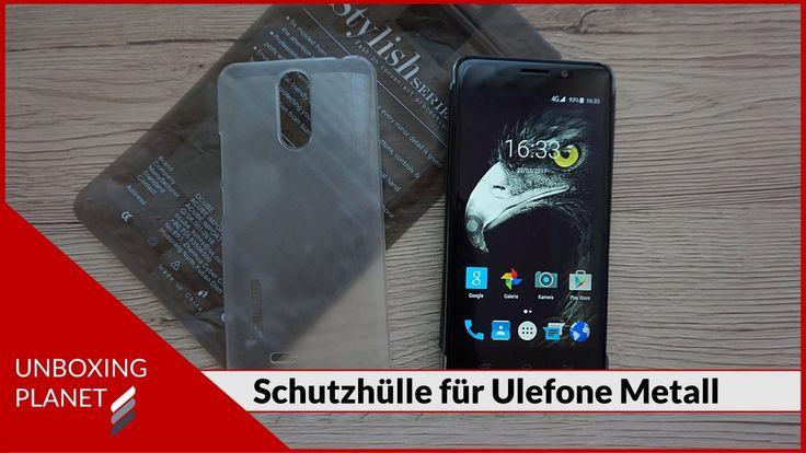 Unboxing Video über Schutzhülle für Smartphone Ulefone Metall #unboxing #schutzhülle #smartphone #ulefonemetall