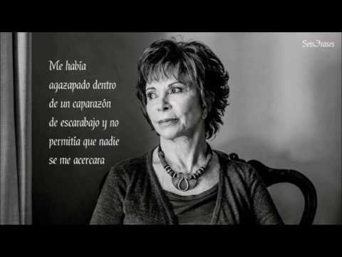 Seis Frases de Isabel Allende en El Cuaderno De Maya