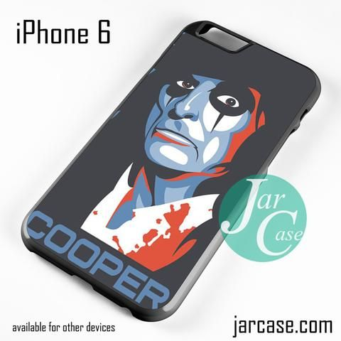 Cooper Phone case for iPhone 6 and other iPhone devices