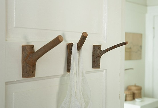 DIY Inspiration: Wall/Door Hooks
