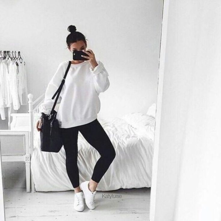 Männer sind der festen Überzeugung, dass Mode und sich ändernde Trends nur für Frauen sind. …   – gym to street
