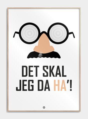 Blinkende Lygter - Plakater med de sjoveste citater fra Blinkende Lygter!  www.citatplakat.dk