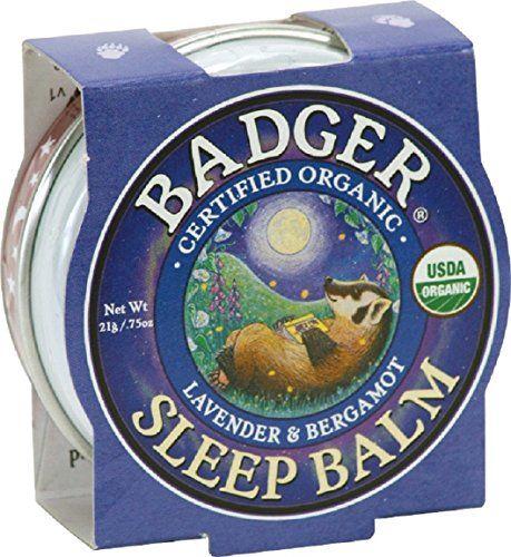 Badger - Sleep Balm - Lavender and Bergamot (.75 oz.) - 1... https://www.amazon.com/dp/B000LNCRIE/ref=cm_sw_r_pi_awdb_x_oaDrzbK2VY5A1