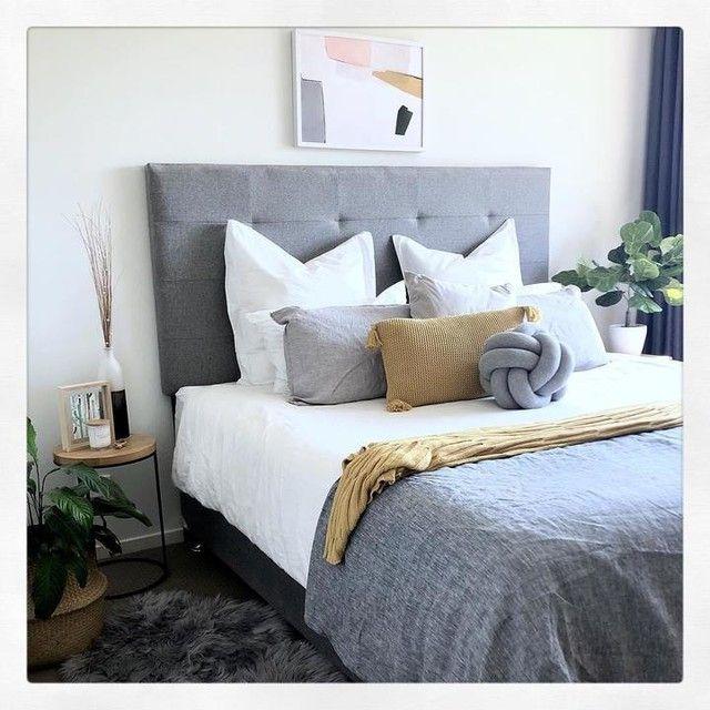 Furniture Fashion Queen Bedhead 189