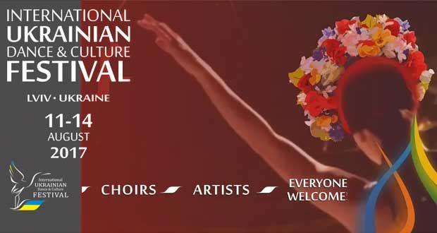 Lviv 'de gerçekleştirilecek Uluslararası Ukrayna Dans ve Kültür Festivali etkinlik program...