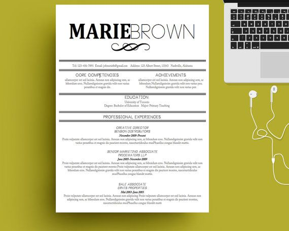 27 best Resumes images on Pinterest Resume templates, Career and - kick ass resume