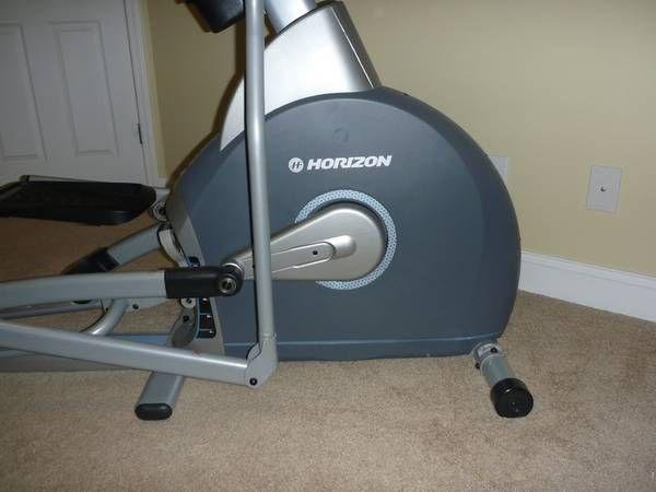 Horizon EX-69 Elliptical Trainer Like New!