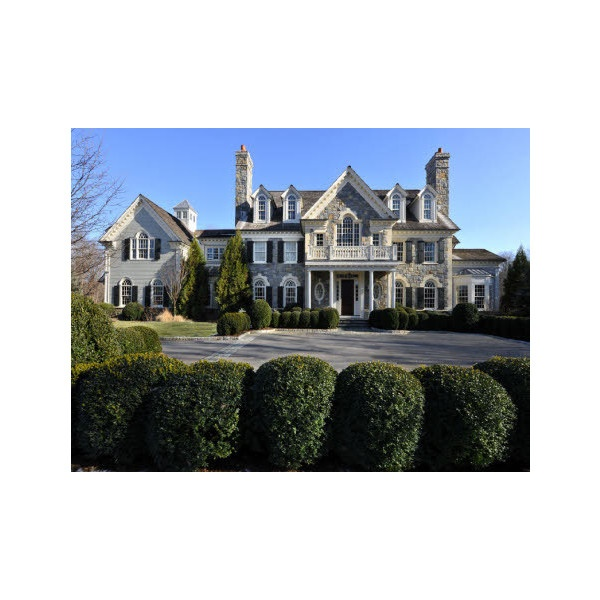 Greenwich Ct Luxury Mansions: 52 Best Massie Block