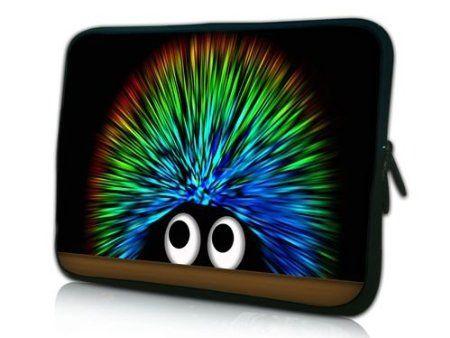 Sidorenko Designer Laptoptasche Notebooktasche Sleeve für 10,2 Zoll / 13,3 Zoll / 14,2 Zoll / 15,6 Zoll / 17,3 Zoll Neopren Schutzhülle: Ama...