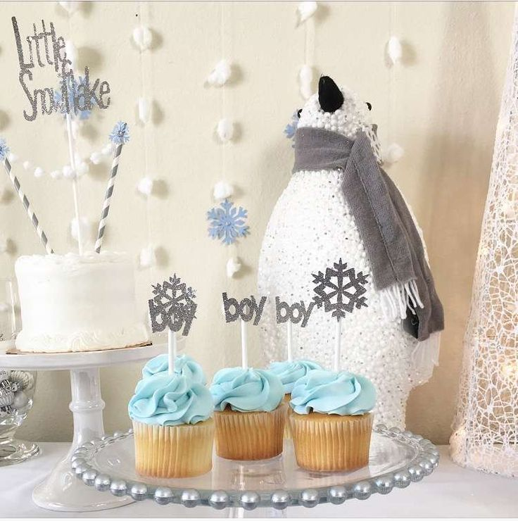 Best winter baby shower ideas images on pinterest