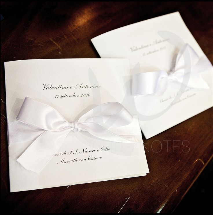 Hand made wedding stationary: invitations, mass booklet, menu...let' celebrate your mood!