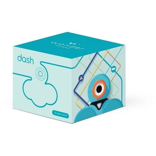 Wonder Workshop Dash Robot Android Blue Dance Educational iOS New STEM Toy Voice #WonderWorkshop