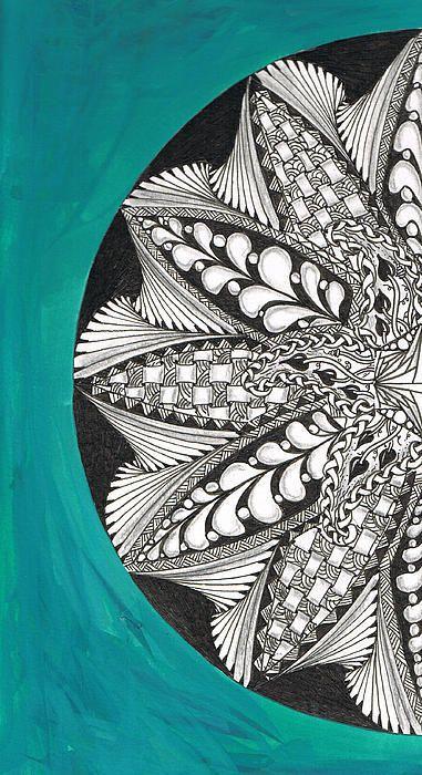 Zen 2 By Dianne Ferrer