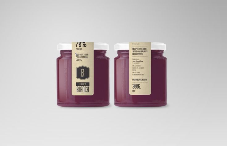 Fruita Blanch - Packaging and Identity