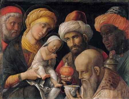 Il Natale, il presepe e le resine naturali
