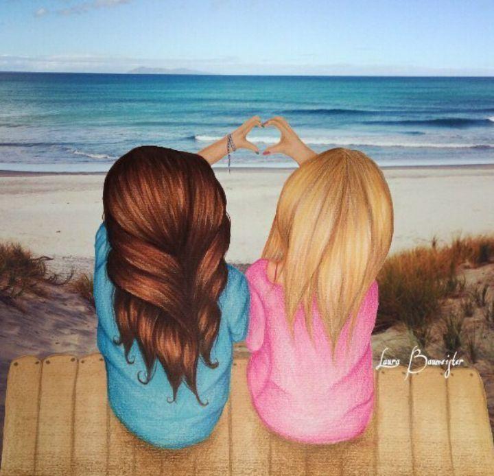 Картинки лучшие подружки навсегда