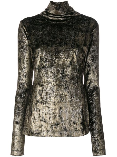 ANTONIO MARRAS Lurex Sweatshirt. #antoniomarras #cloth #sweatshirt