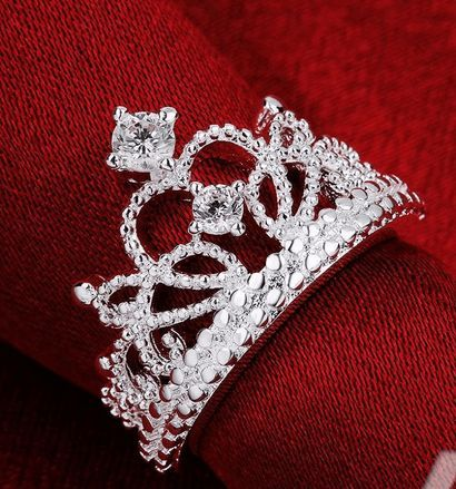 Princess Crown Ring Crown Ring Princess Crown Ring
