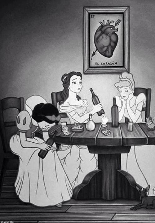 Debate: ¿En qué creen que han hecho daño las #princesas de #Disney?http://goo.gl/vswHaf