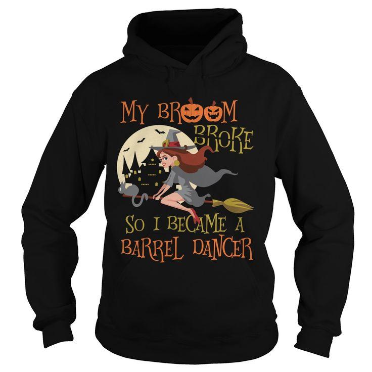 Funny Barrel Dancer Shirt Halloween Gift - Buy Personalised T-shirt Online 13