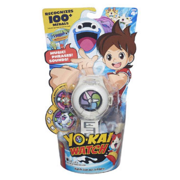 Intertoys_NL - Intertoys speelboek 2016 - Yo-kai Watch horloge
