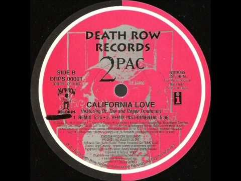 2Pac - California Love (Remix) Ft. Dr. Dre|Roger Troutman - YouTube