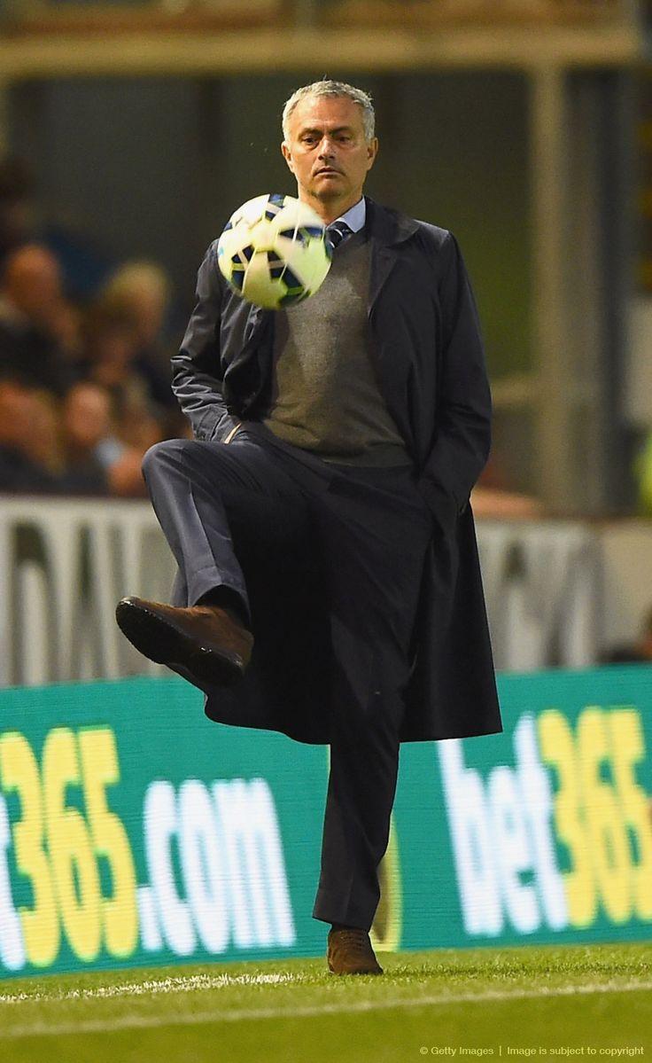 """Mourinho """"El Puto Amo"""""""