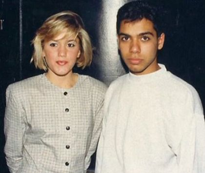 gwen stefani dating tony kanal Tony kanal (1987-1993) – gwen started dating singer tony kanal in 1987 secretly when tony's band no doubt performed in 1987, they met and she tried to kiss him when the two of these were on a walk.