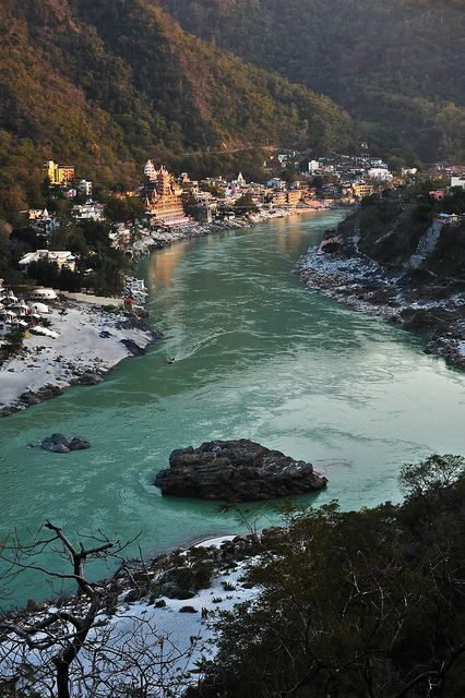 Rishikesh- I'll be here October 2013 for my yoga course!