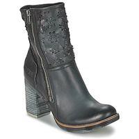 kengät Naiset Nilkkurit Bunker GRACE COOL Black