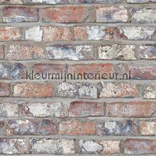 Stenen behang EW3103, Exposed Warehouse van Dutch Wallcoverings